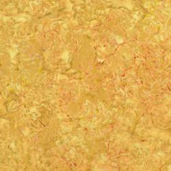 2979-001 Malam Batiks IV - Jewel Box - Butterscotch Batik Fabric
