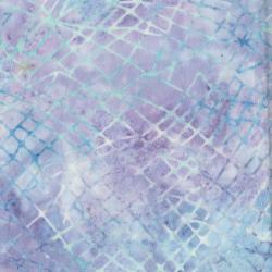 3625-002 Malam Batiks VI Lights & Brights - Crackle - Medium Lavender Fabric