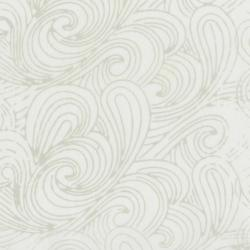 3627-006 Malam Batiks VI Lights & Brights - Swirl - Off White Fabric