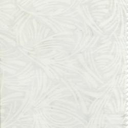 3628-007 Malam Batiks VI Lights & Brights - Grass - White Fabric