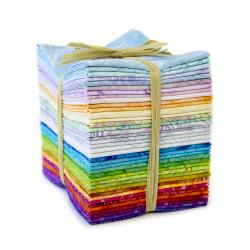 9652-529 Malam Batiks VI Lights & Brights Fat Quarters - Bundle