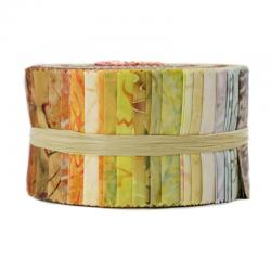 JBBMP-2.5S-S Best of Malam Batiks - Sunrise Spindle Strips