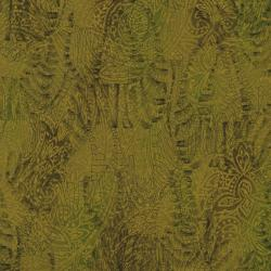 2663-003 Safari - Zebra - Olive Fabric