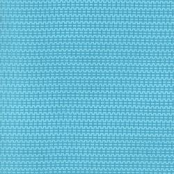 2423-002 Apple Hill Farm - Fence - Teal Fabric