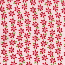 2629-001 Bugsy - Daisy Chain - Blush Fabric