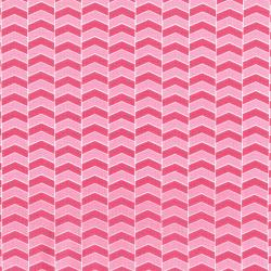 2817-003 Fairy Tales - Zigzag - Pink Fabric