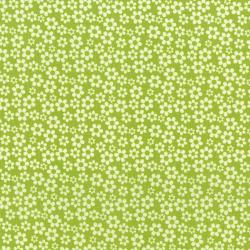 2819-001 Fairy Tales - Daisy - Green Fabric
