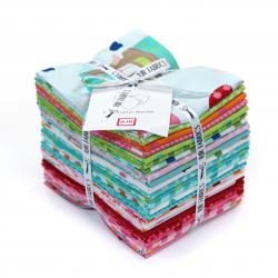 9653-338 Fairy Tales Fat Quarters
