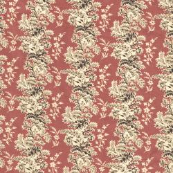 2716-001 Chocolate & Bubble Gum - Sweet Treat - Brown Fabric