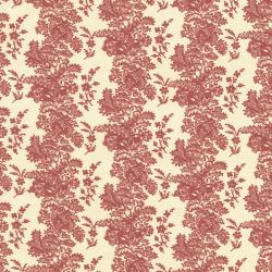 2716-002 Chocolate & Bubble Gum - Sweet Treat - Pink Fabric