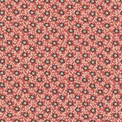 2717-001 Chocolate & Bubble Gum - Coconut - Pink Fabric