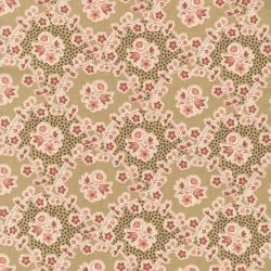 2724-002 Chocolate & Bubble Gum - Taffy - Brown Fabric
