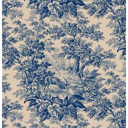 3428-002 Fall's Majesty - Woodland - Columbine Fabric