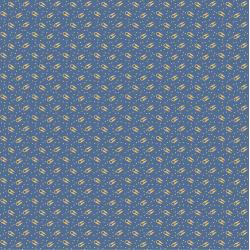 3549-001 Family Roots - Ava - Dusty Blue Fabric