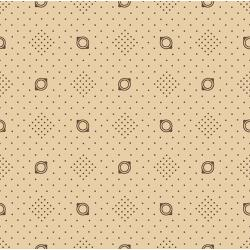3552-002 Family Roots - Camila - Parchment Fabric