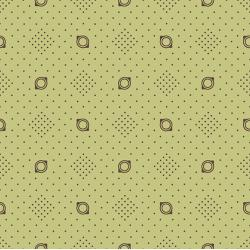 3552-003 Family Roots - Camila - Green Fabric