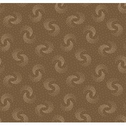 3553-003 Family Roots - Hazel - Brown Sugar Fabric
