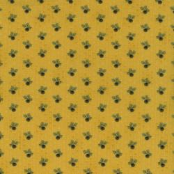 2273-002 Letters Home - Carriage - Yellow Fabric