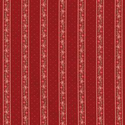 2824-001 Orphan Train Of Memories - Promise - Red Fabric