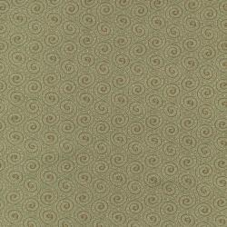 2825-003 Orphan Train Of Memories - Courage - Green Fabric