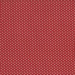 2430-001 Redwork Meets Bluework - Lucy - Red Fabric