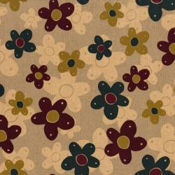 2537-002 Highland - Primrose - Dune Fabric