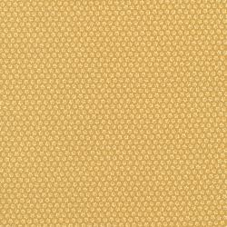 2761-001 Autumn Landscape - Teeny Flower - Gold Fabric