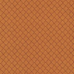 2764-002 Autumn Landscape - Tile - Pumpkin Fabric