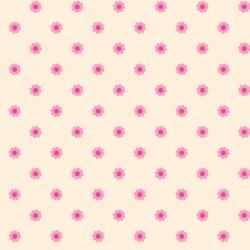 2535-001 Sultan's Garden - Dots - Pink Fabric