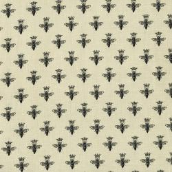 2743-001 Queen Bee - Queen Bees - Pearl Fabric