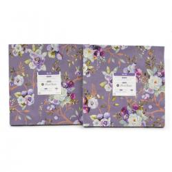 PS100P-10X10 Lilac & Sage Metallic 10X10 Pack