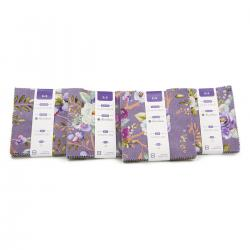 PS100P-5X5 Lilac & Sage Metallic 5X5 Pack