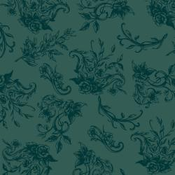 PS202-VE1 Summer Rose - Charlotte - Velvet Fabric