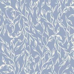 PS203-SK2 Summer Rose - Munstead - Sky Fabric