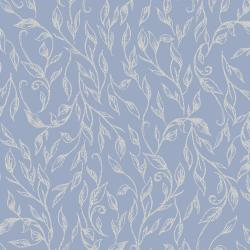 PS203-SK6M Summer Rose - Munstead - Sky Metallic Fabric