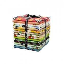 RJ1300P-FQB Adventure Fat Quarter - Bundle