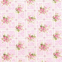 3267-002 Afternoon In The Attic - Memento - Sweet Pea Flannel Fabric
