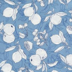 3559-001 Ambrosia Farm - Freshly Picked - Denim Fabric