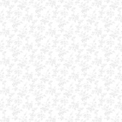 2612-001 Bare Essentials Deluxe - Morning Glory - White/White Fabric