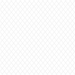 2614-001 Bare Essentials Deluxe - Trellis - White/White Fabric