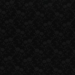 3322-003 Bare Essentials Deluxe - Starry Blooms - Black Tie Fabric