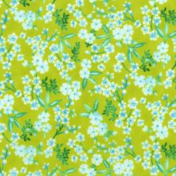 3413-002 Beach Bash - Flower Shower - Shower-Kiwi Fabric