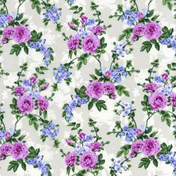 2914-002 Beverly Park - Melrose - Magnolia Fabric