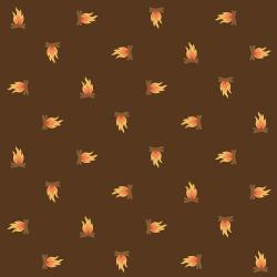 RJ1604-WO3 Camping Crew - Campfire - Wood Fabric