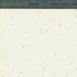 5214-001 Confetti Basics - Confetti - Winter White/Multi Fabric
