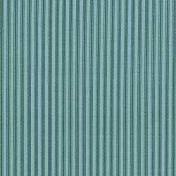 2959-008 Dots & Stripes - Ticking Away - Stream Fabric