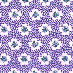 2970-004 Everything But The Kitchen Sink XII - Tea Time - Wisteria Fabric