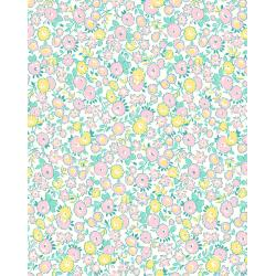 3595-001 Everything But The Kitchen Sink XIV - Tea Party - Sweet Pea Fabric