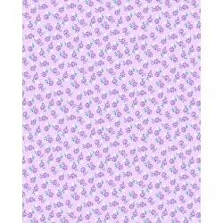 3598-003 Everything But The Kitchen Sink XIV - Apron Strings - Lavender Fabric