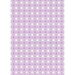 3599-003 Everything But The Kitchen Sink XIV - Dotty - Lilac Fabric
